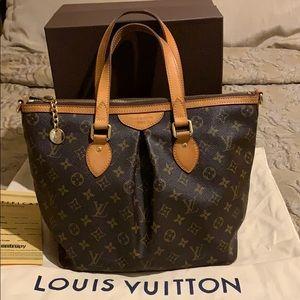 💯 Percent  Authentic  Louis Vuitton Palermo PM ❤️